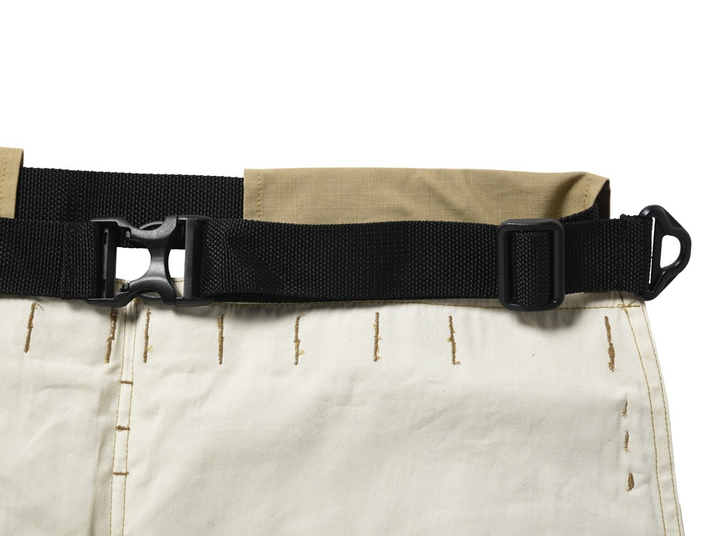 Camping Utility Apron Beige4