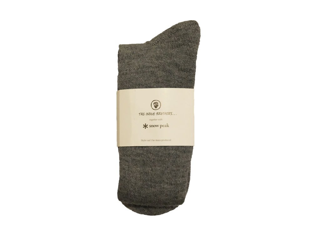Socks 23 Grey