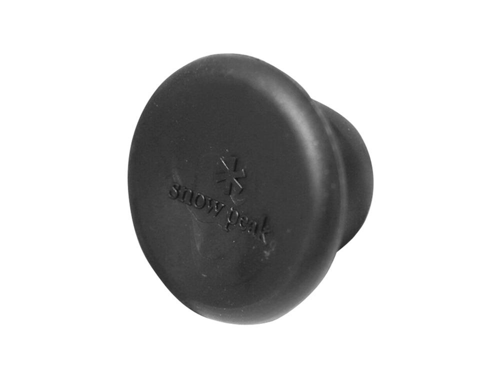 スノーピーク チタンカフェプレス 3カップ用ツマミ&ブッシュ(黒)