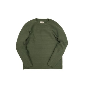 WG Stretch Knit L/S Pullover