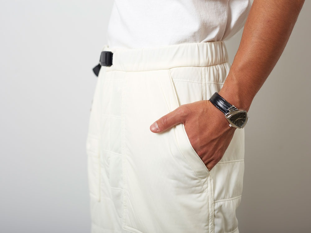 FlexibleInsulatedShorts  S White6