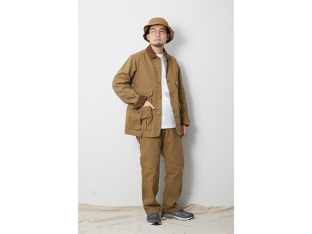 TAKIBI Duck Jacket M Olive