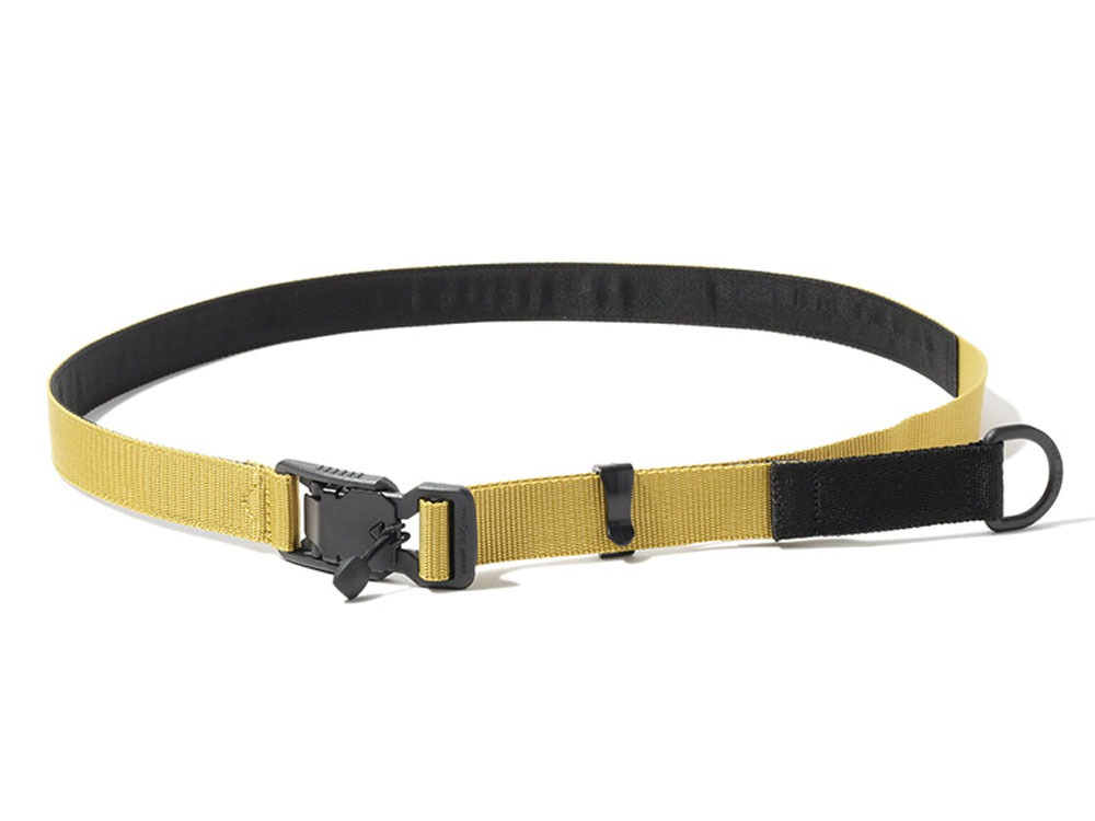 Quick Adjust Belt One Mustard