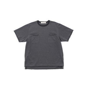 Snow Peak×TDS garment dye T-SHIRT