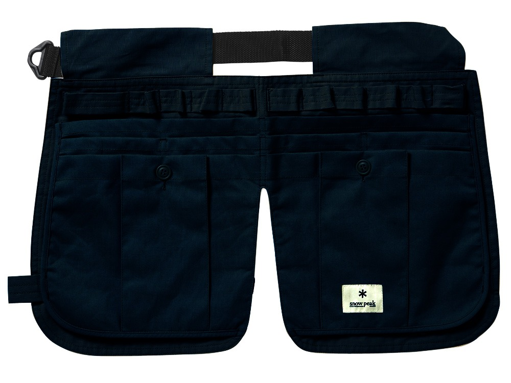 Camping Utility Apron Navy0