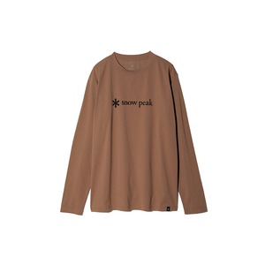 MM Printed Logo L/S Tee