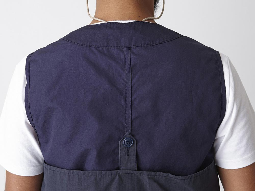 Ventile 3piece Vest #2 L Olive4