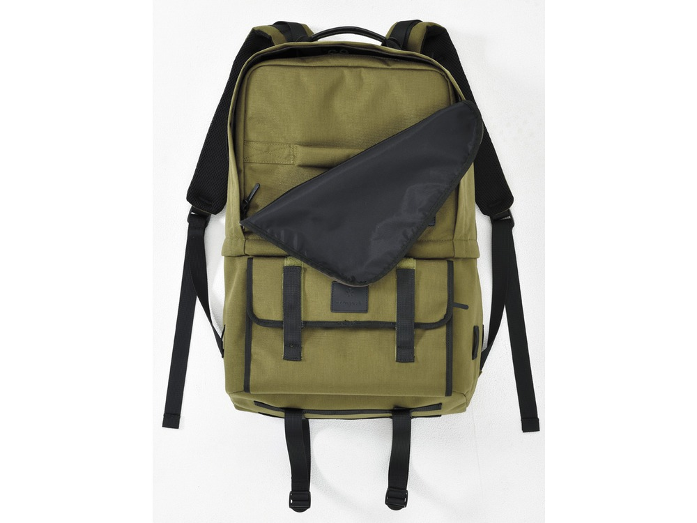 Day Camp System Gear Case Olive2