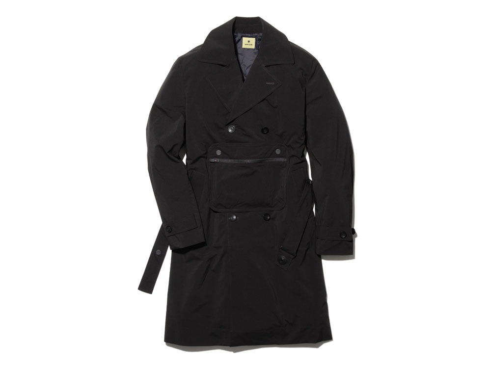 DWR LightWeight Coat1BK