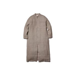 Hand-woven Wild Silk Coat