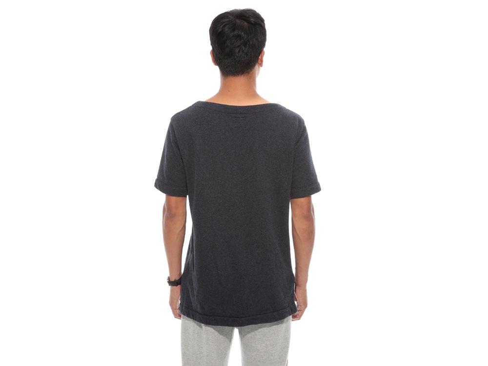 Cashmere Relaxin' Sweat Tshirt M Oatmeal4