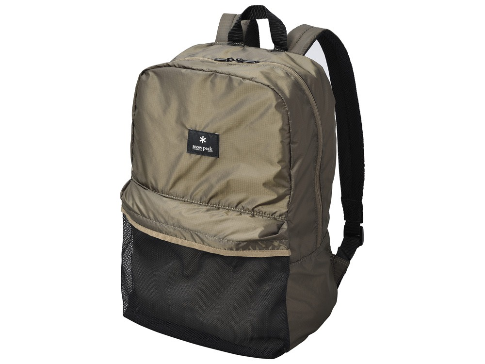 Pocketable Daypack Olive0