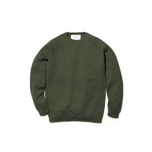 【THE INOUE BROTHERSコラボ】Raglan Crew Neck Knit Sweater