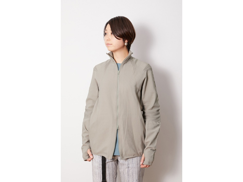 WG Stretch Knit Jacket M Beige