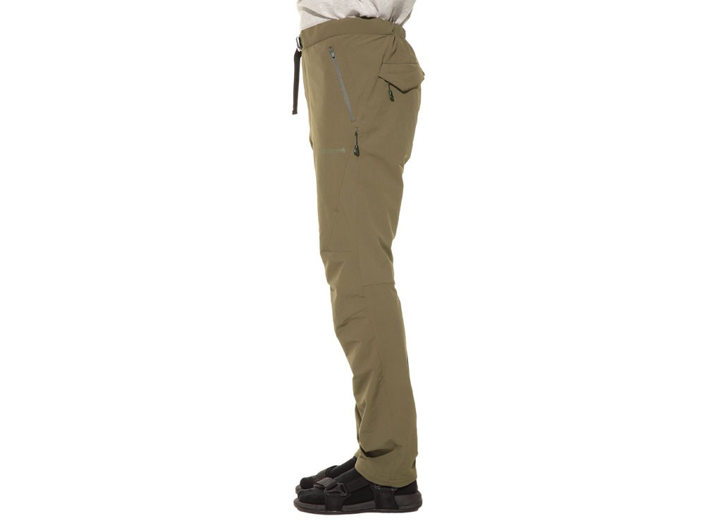 DWR Comfort Pants S Olive3