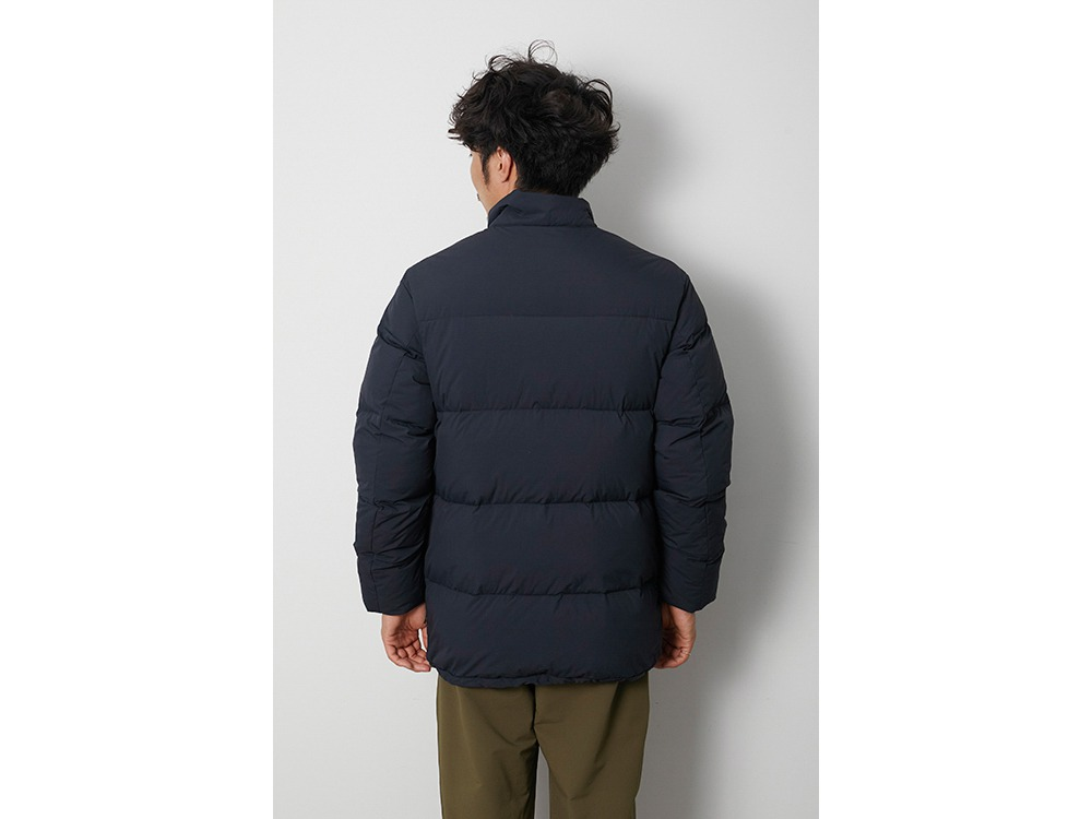 Recycled Ny Ripstop Down Jacket 1 BG