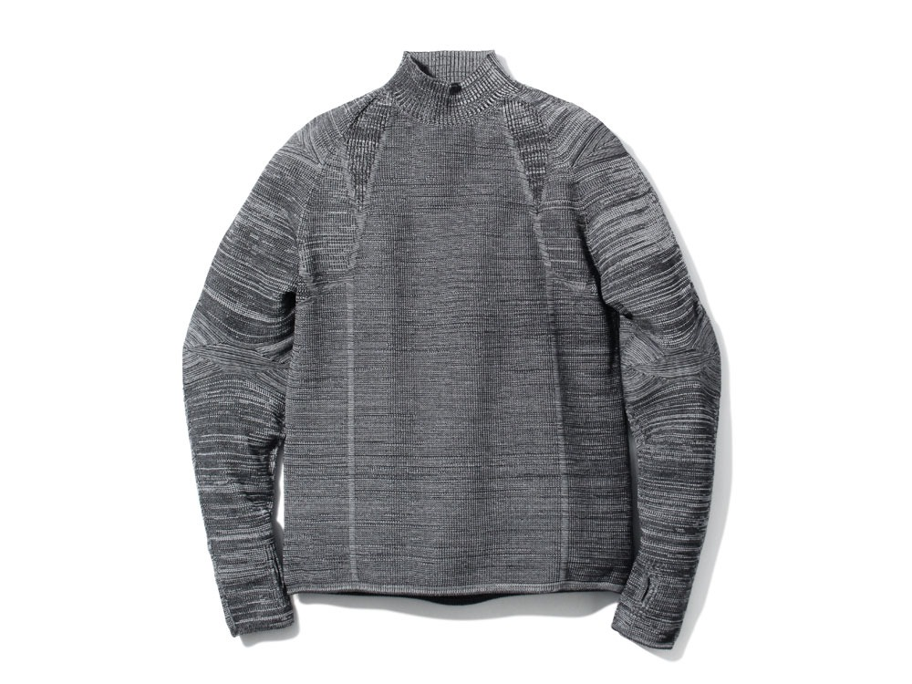 WG Stretch Knit Pullover #21Grey