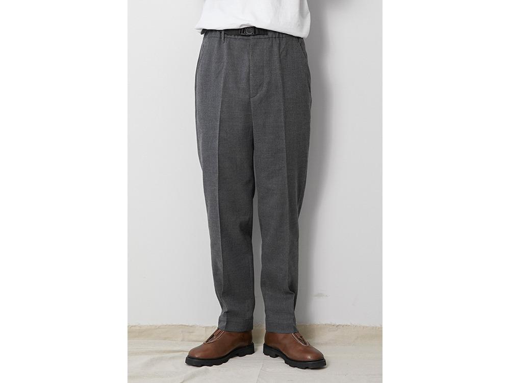 Pe Serge Pants 1 M.Grey