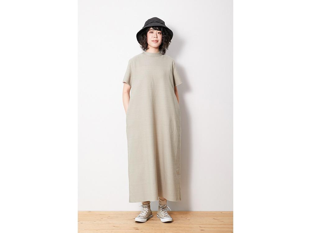 Co/Pe Dry Dress 1 Beige