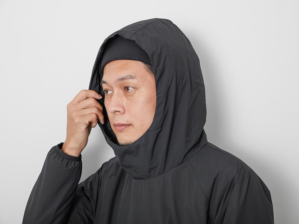 2L Octa Long Hoodie XL Black