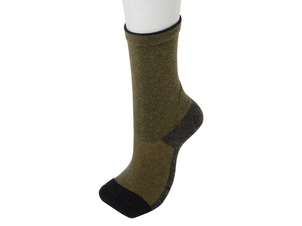 Wool Socks S Olive0
