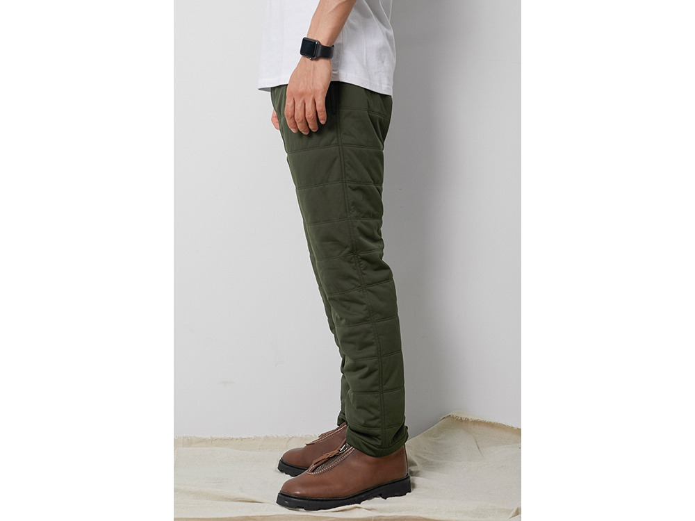 Flexible Insulated Pants 1 MossGreen