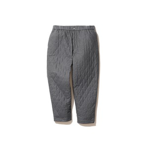 Quilted Flannel Pants