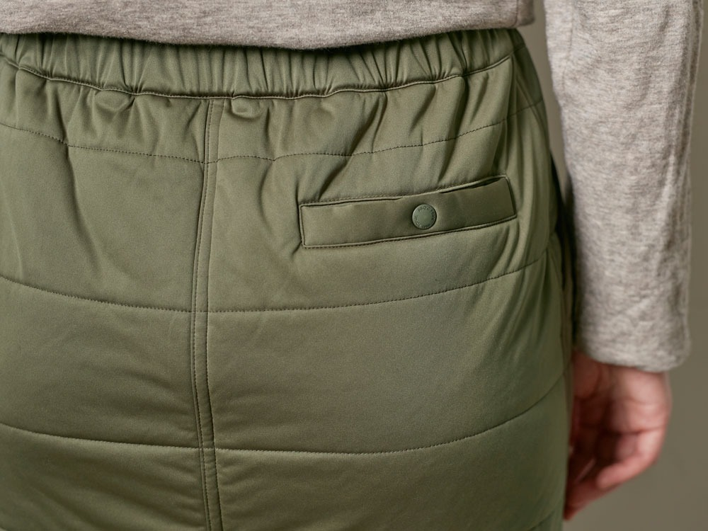 Flexible Insulated Skirt 2 Olive6
