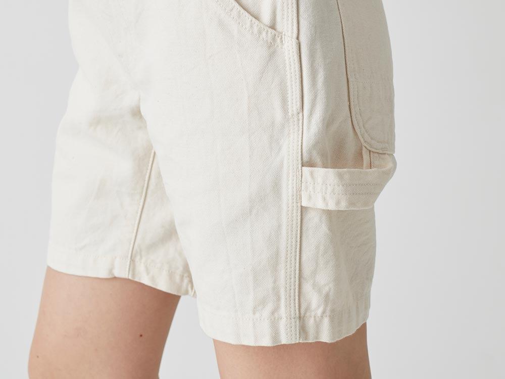 Okayama OX Shorts 2 Ecru9