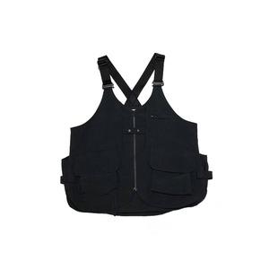 TAKIBI Vest L Black