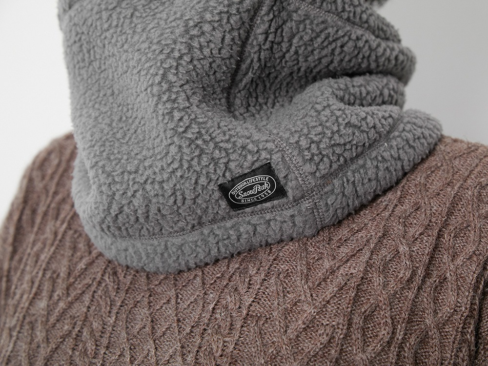 Thermal Boa Fleece Neck Warmer One BR