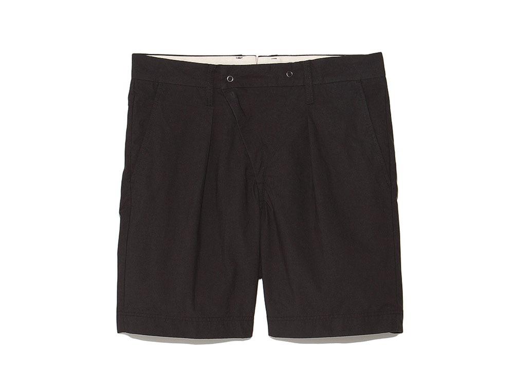 C/N Typewriter Shorts 1 Black0