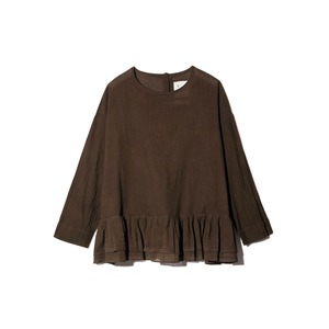 OG Cotton Pleated Pullover 1 DORO