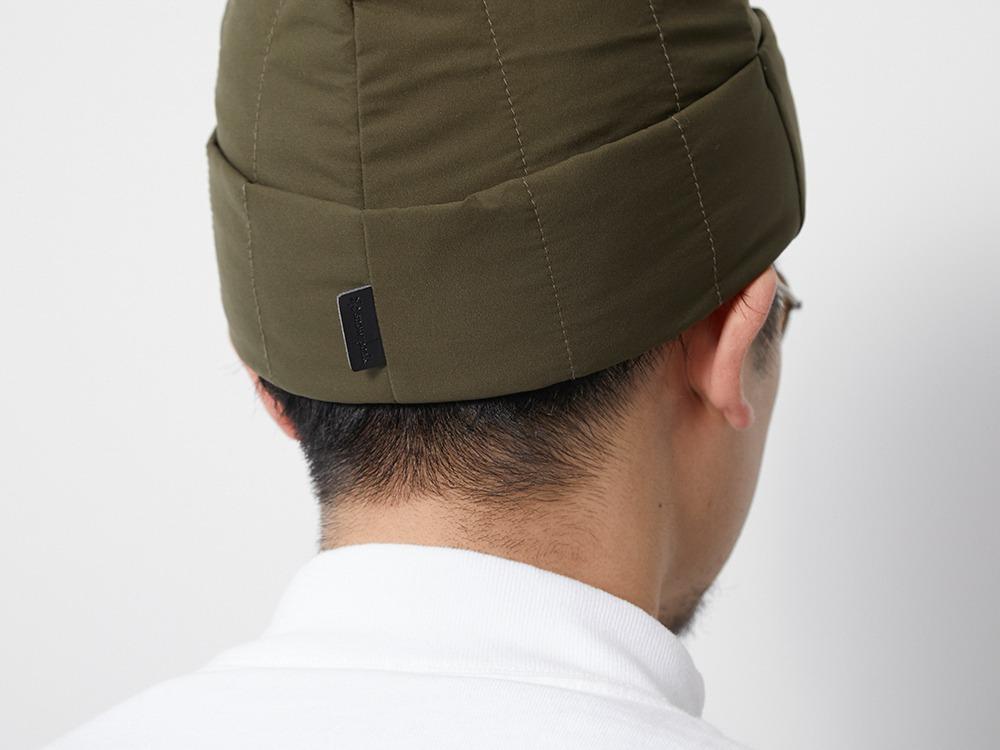 DWR Insulated Cap One MossGreen