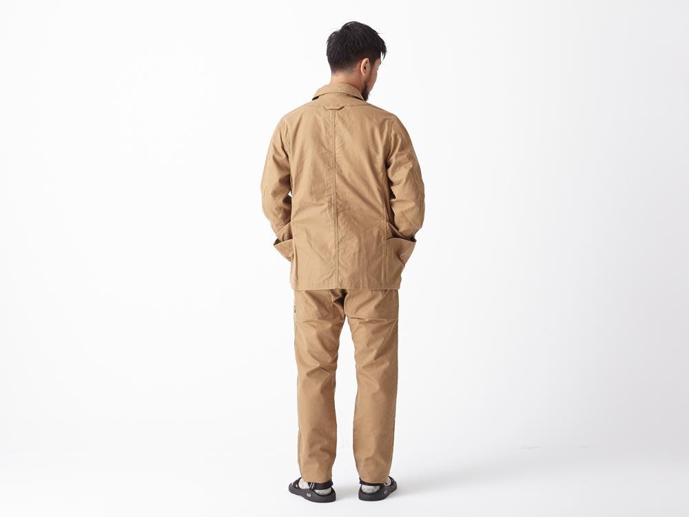 Takibi Pants #1 1 Brown3