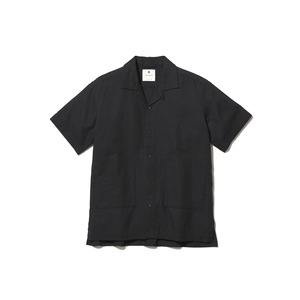 C/L Panama Shirt M Black