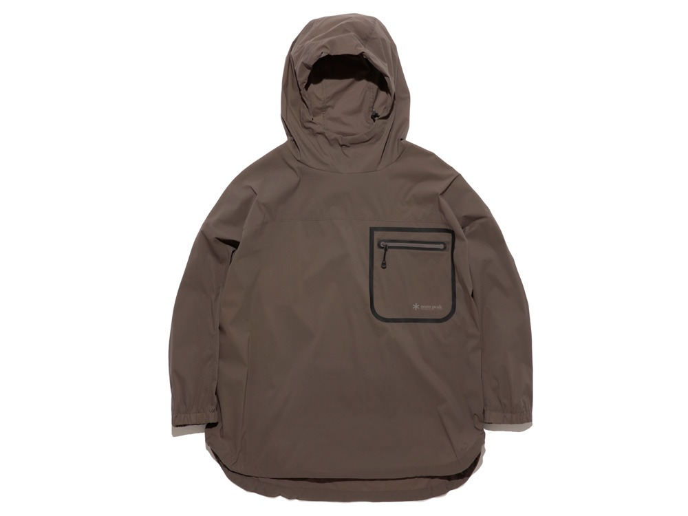 Rain&Wind Resistant Poncho L Olive0