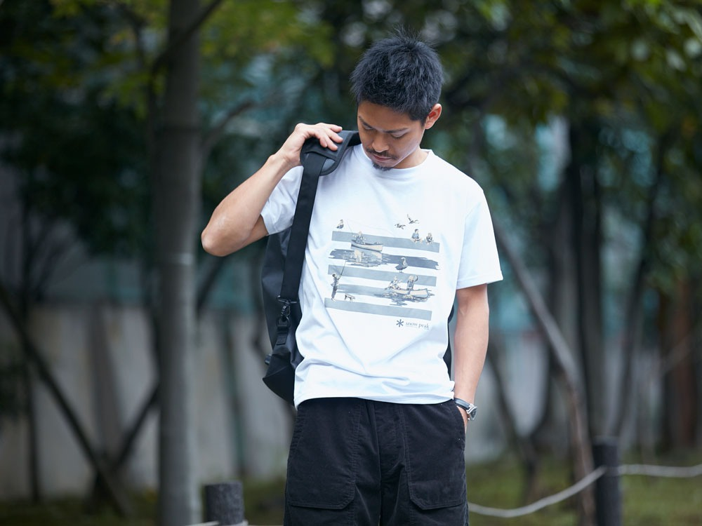 QuickDryTshirt/Field L White8
