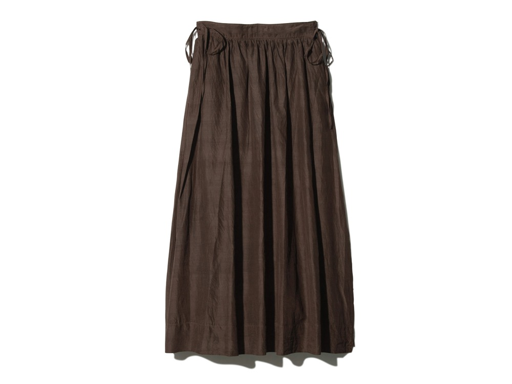 Hand-woven Cotton Silk Skirt 1 DORO