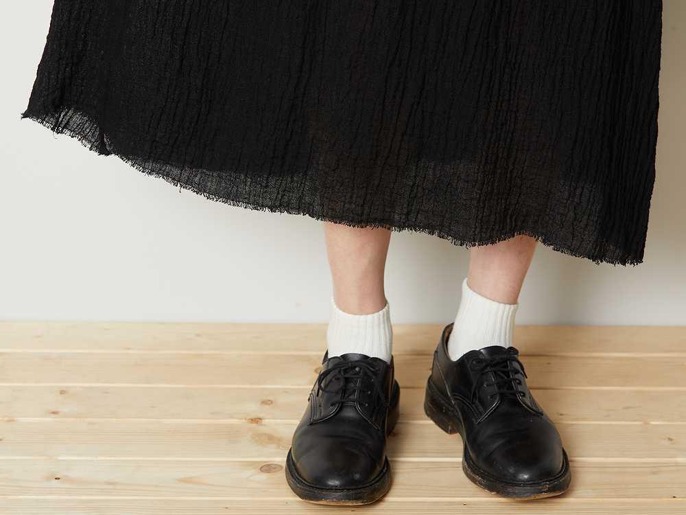ウォッシュドリネン ドレス 4 ナチュラル
