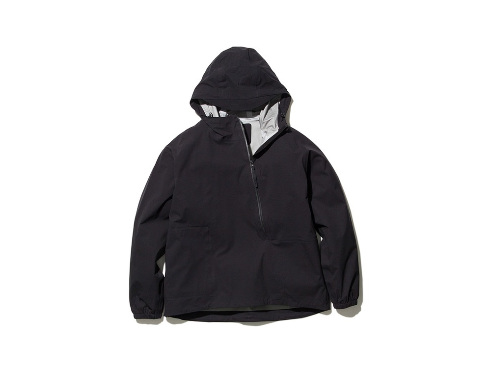 3L Soft Shell Pullover S Black