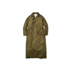 TIB Alpaca Trench Coat