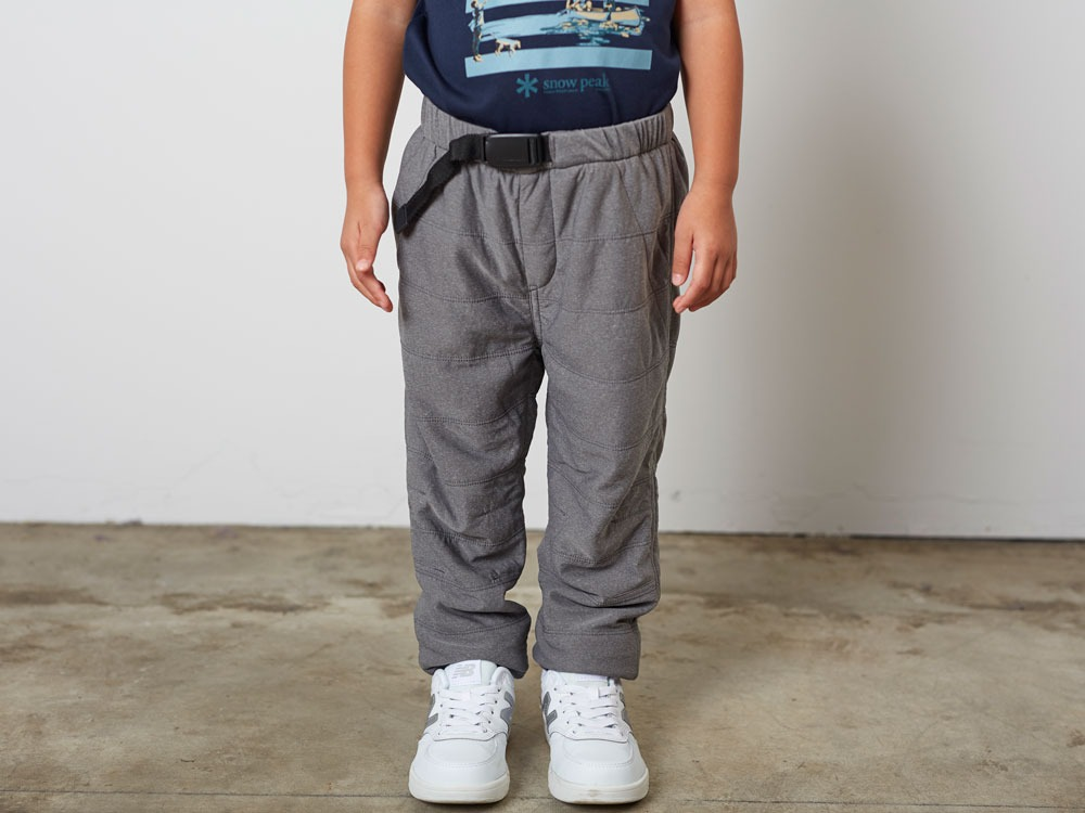 KidsFlexibleInsulatedPants 1 Black1