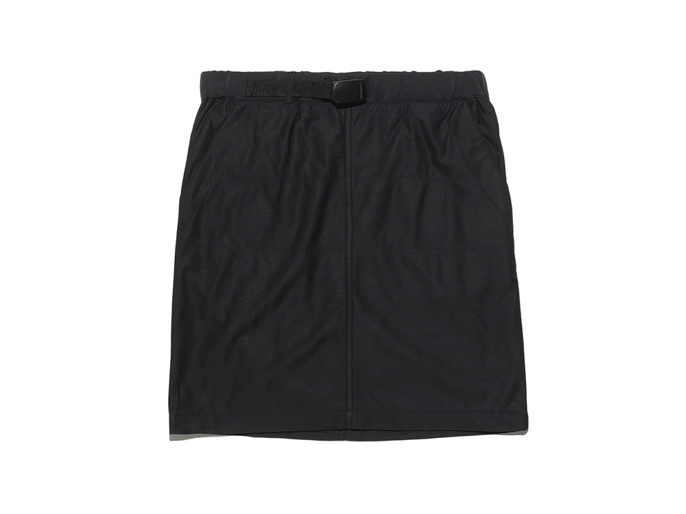 FlexibleInsulated Skirt 3 Black0