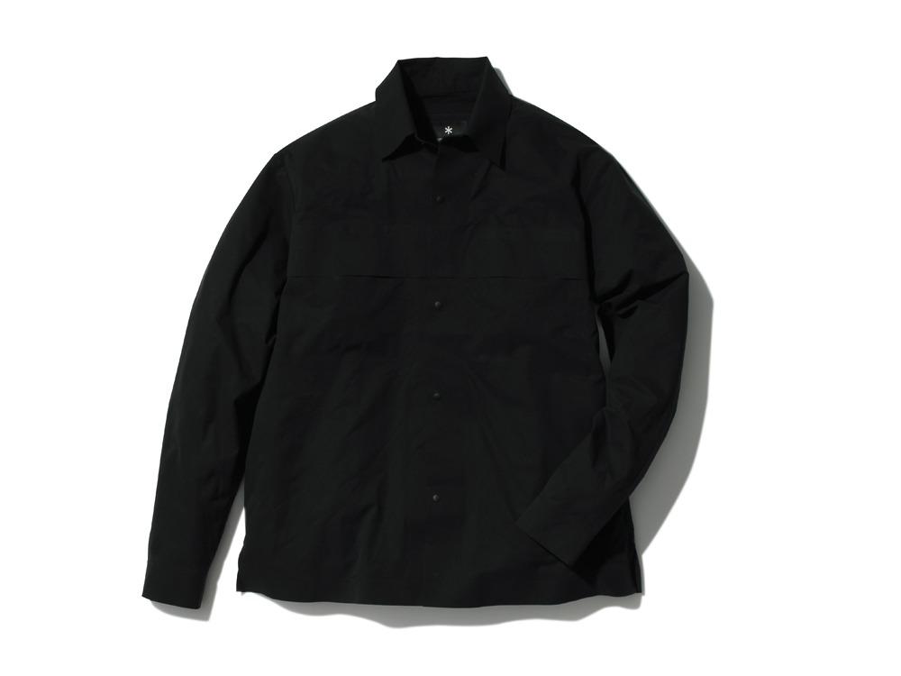 ドライ&ストレッチシャツ  1 ブラック