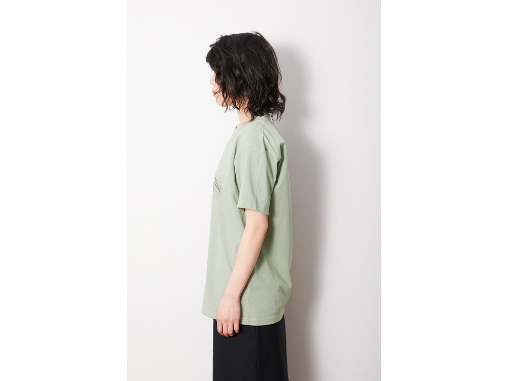 Lounge Shell Tee XL Sage