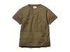 セーラークロスエプロンシャツ  XL ブラウン