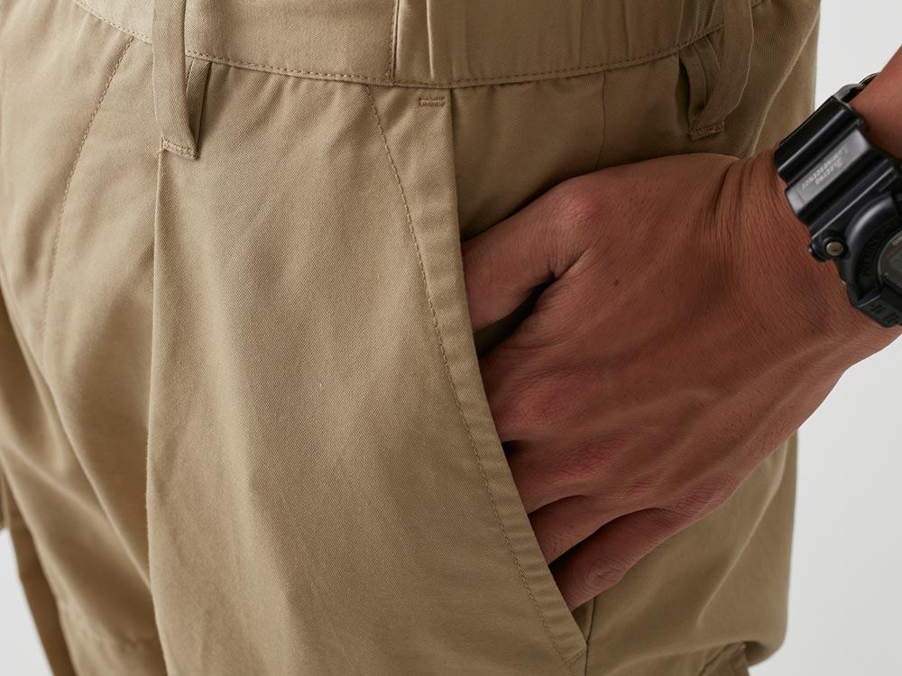 FR Cargo Pants XL Beige8