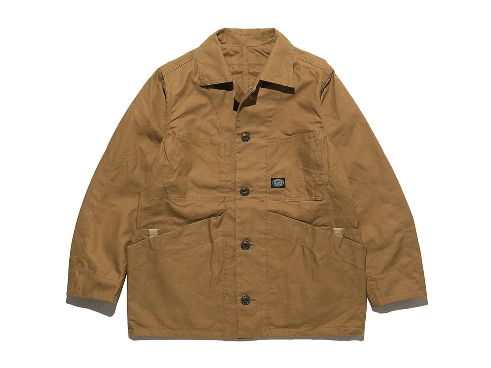 Takibi Coverall #1 S Brown0