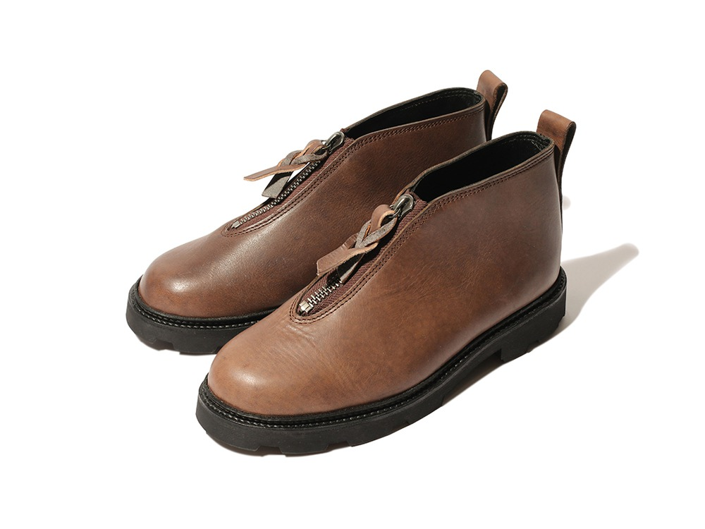 Camping Alps Zip leather Boots 24 BR